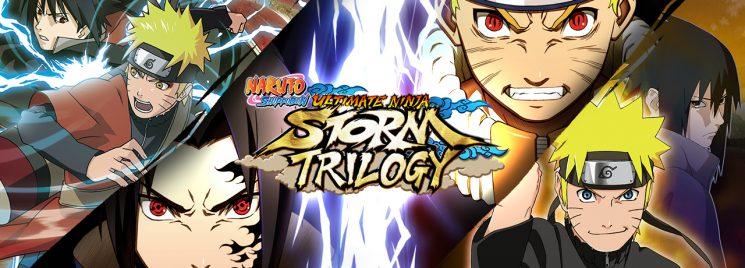 Naruto Storm