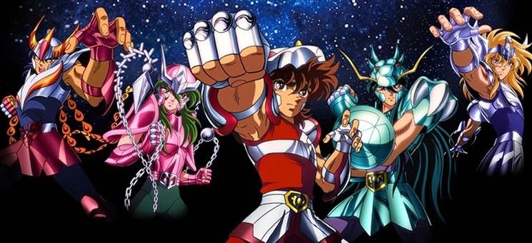 Cavaleiros do Zodíaco