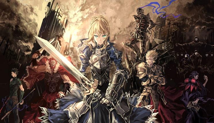 [Os Universos] - Fate/Zero Fate