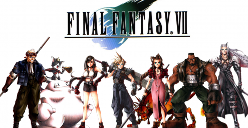 Square Enix Final Fantasy VII