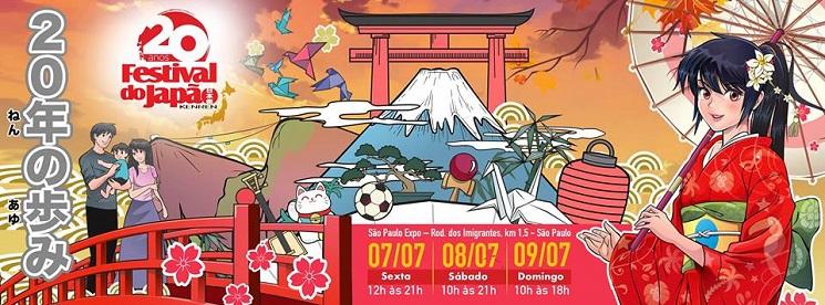 20° Festival do Japão