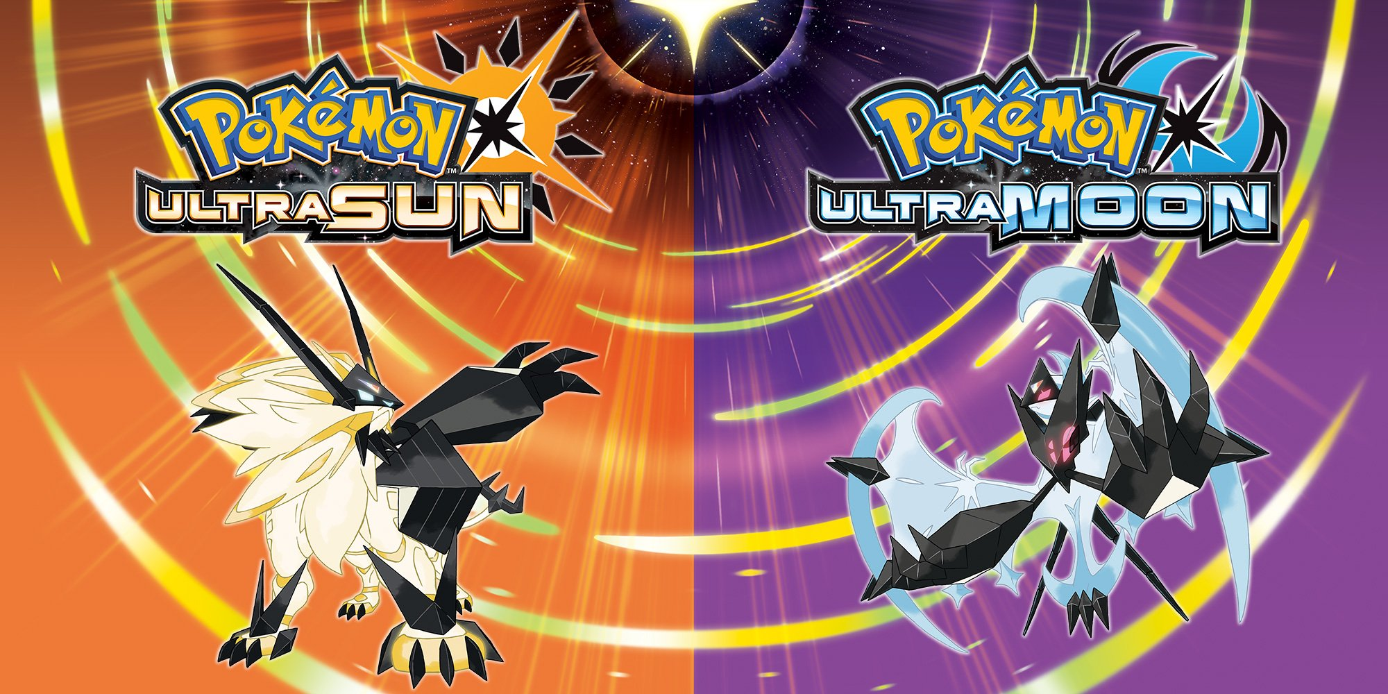Pokémon Ultra Sun, Pokémon Ultra Moon, 3DS, Nintendo, Game Freak