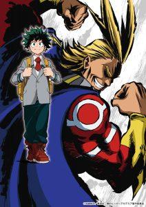 ©Boku no Hero Academia