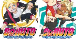 Boruto Novels