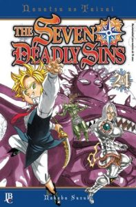 The Seven Deadly Sins. Volume 24