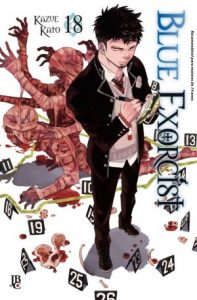 Blue Exorcist Volume 18