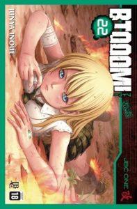 BTOOOM! Volume 22