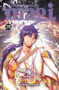 Magi: O Labirinto da Magia Volume 29
