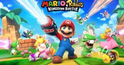 ©Mario + Rabbids Kingdom Battle