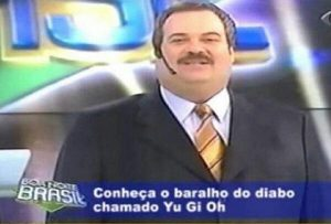 Gilberto Barros/Boa Noite Brasil