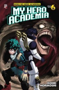 My Hero Academia Volume 06