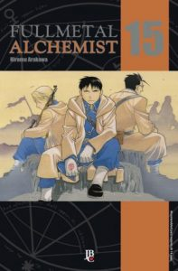 Fullmetal Alchemist ESP. Volume 15
