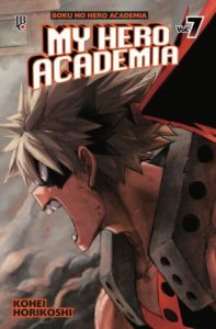 My Hero Academia Volume 07