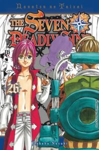 The Seven Deadly Sins Volume 26