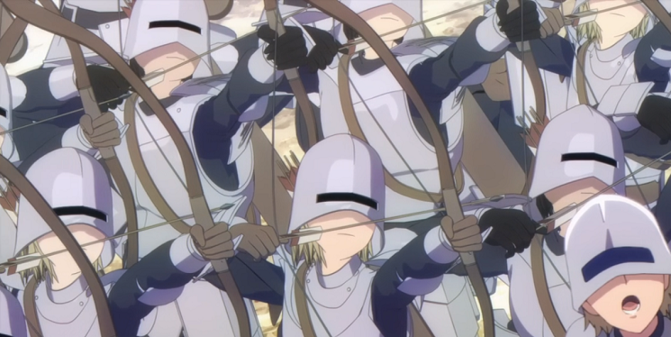 Death March Kara Hajimaru