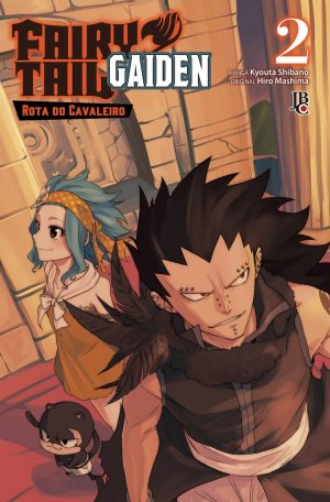 Fairy Tail Gaiden Volume 02