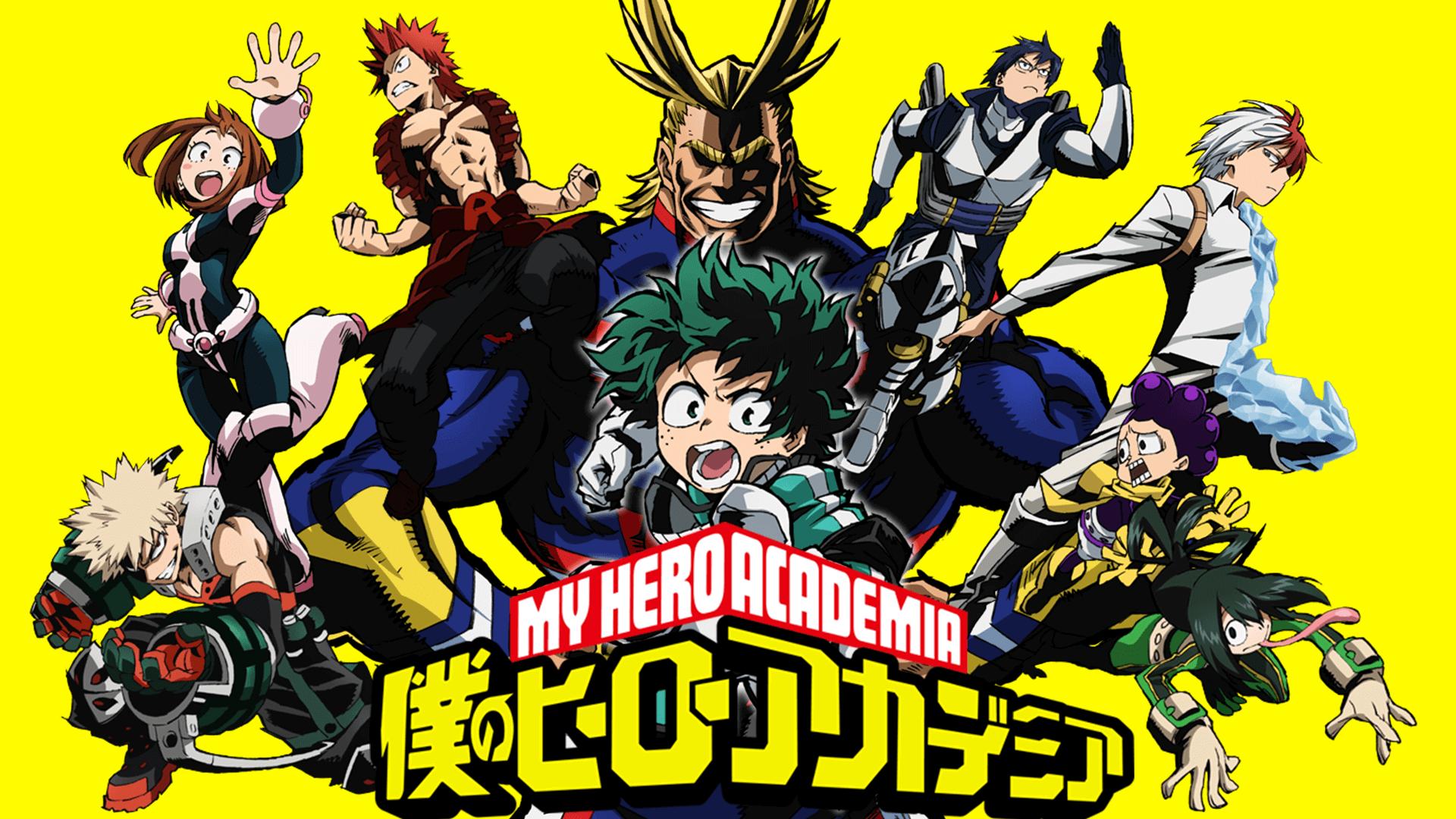 Boku No Hero