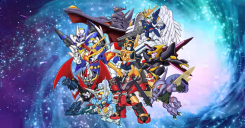 Super Robots Wars X