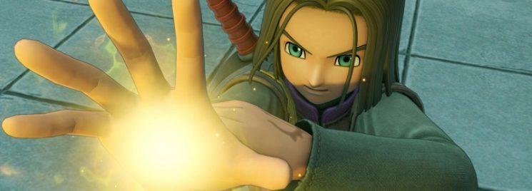 Dragon Quest XI no ocidente ainda este ano