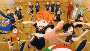 Haikyuu!! / Production I.G