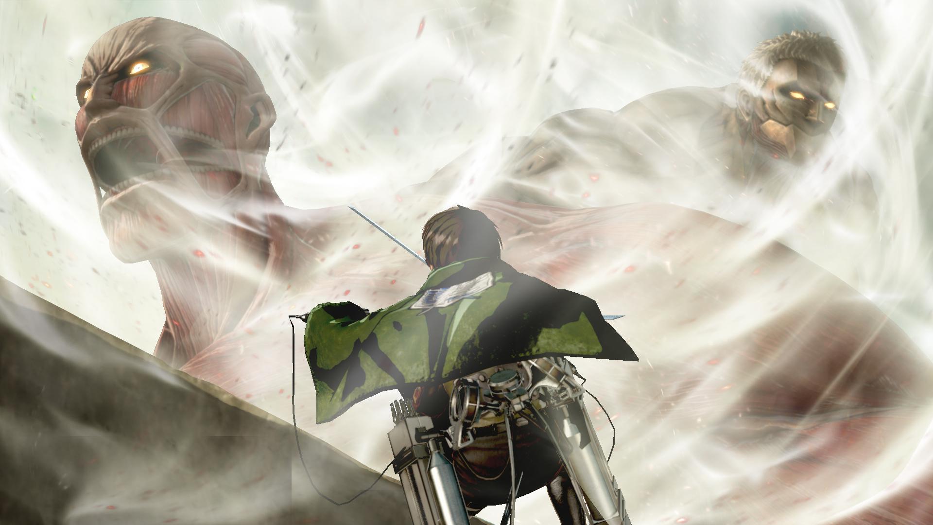 Attack on Titan 2: Opening do jogo divulgada - Anime United