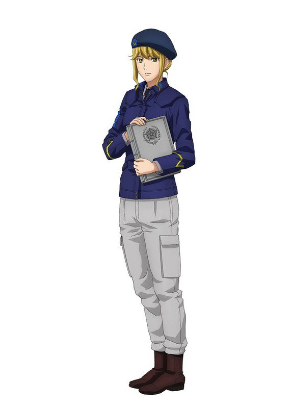 Frederica Greenhill / The Legend of the Galactic Heroes