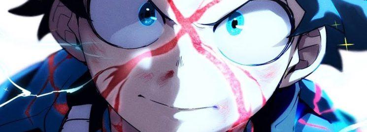 Boku no Hero Academia