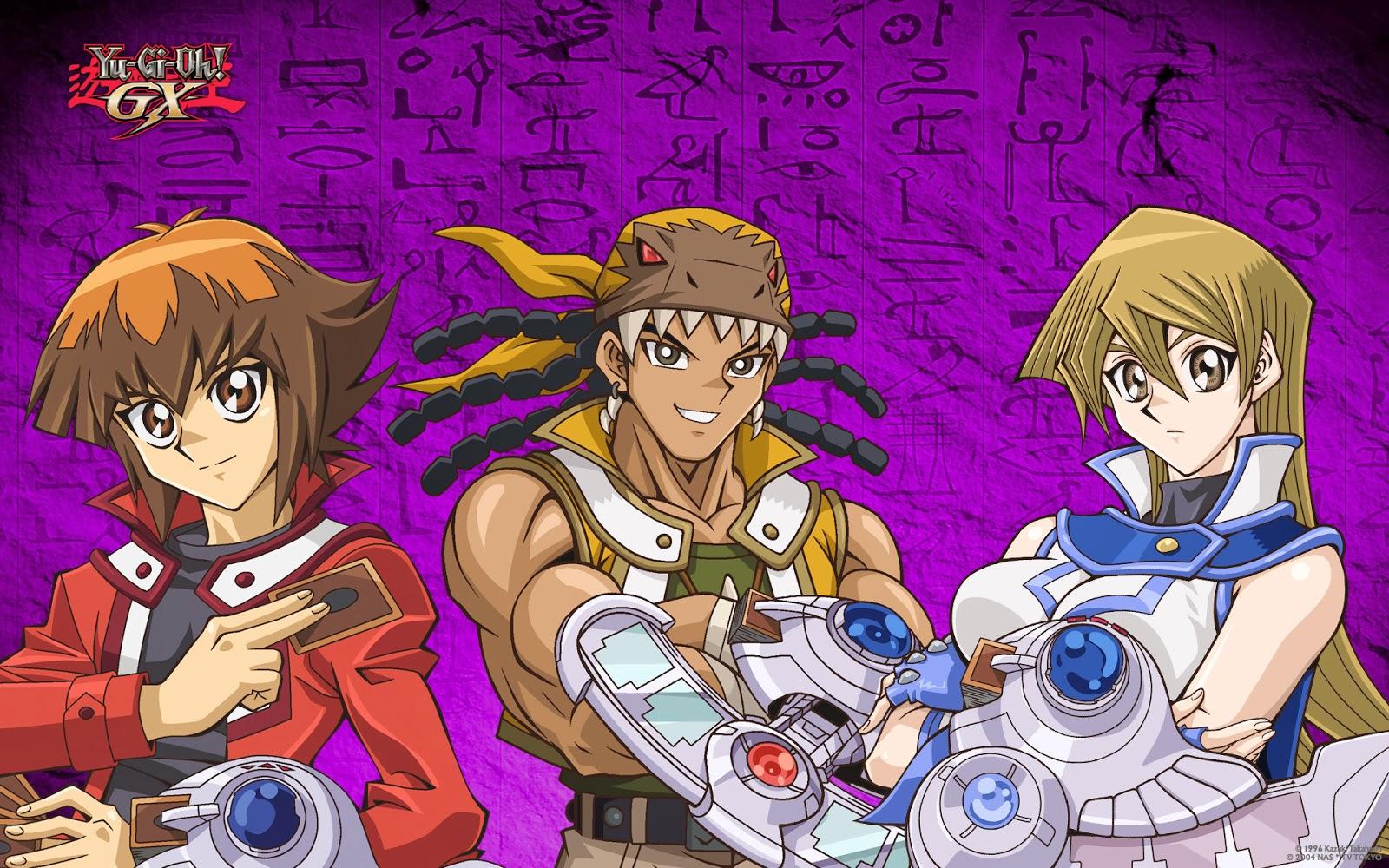 Yu-Gi-Oh! GX - Spirit Caller - É HORA DO DUELO!! (Bastion