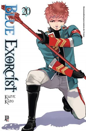 Blue Exorcist Volume 20
