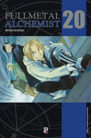 Fullmetal Alchemist ESP. Volume 20