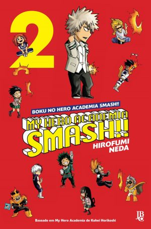 My Hero Academia Smash! Volume 2