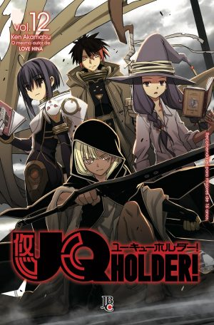 UQ Holder! Volume 12