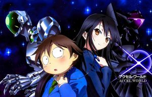 Accel World - Episódio 10 (HD)