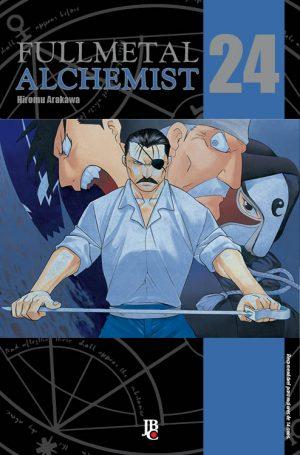 Fullmetal Alchemist ESP. Volume 24