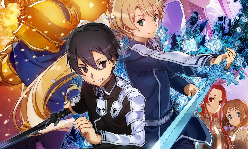 Resultado de imagem para Sword Art Online: Alicization
