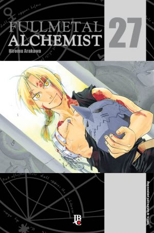 Fullmetal Alchemist ESP. Volume 27
