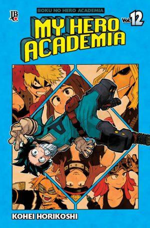 My Hero Academia Volume 12