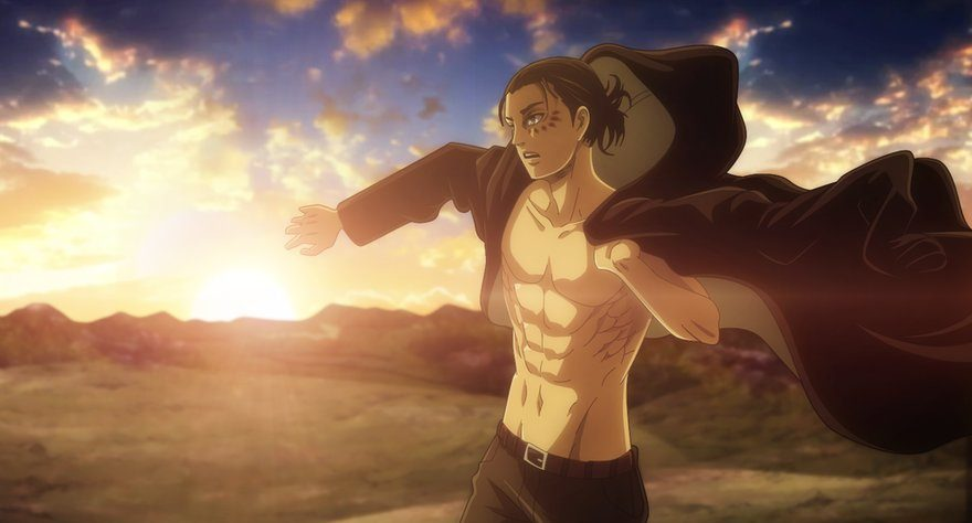 Shingeki No Kyojin Imagem FINAL Do Mang U00e1 Anime United