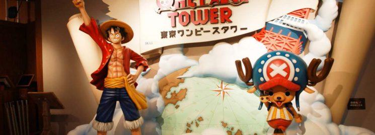 TokyoOnePieceTower