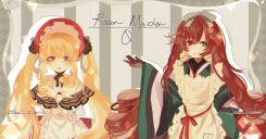 Rozen Maiden 0
