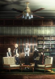Lord El-Melloi II Sei no Jikenbo Rail Zeppelin Grace Note