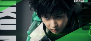 Boku no Hero Academia, the 'Ultra' stage