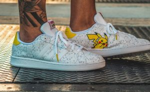 Adidas/ Pokemon