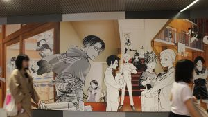 Shueisha/ Kodansha