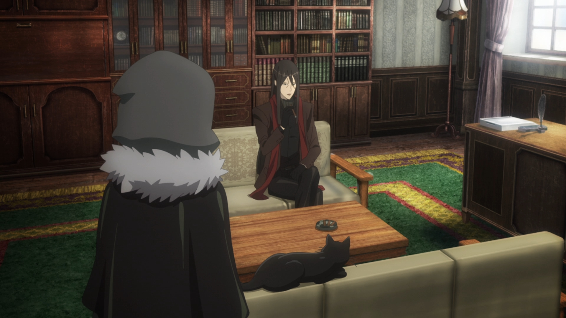 ©Lord El-Melloi II Sei no Jikenbo Rail Zeppelin Grace Note