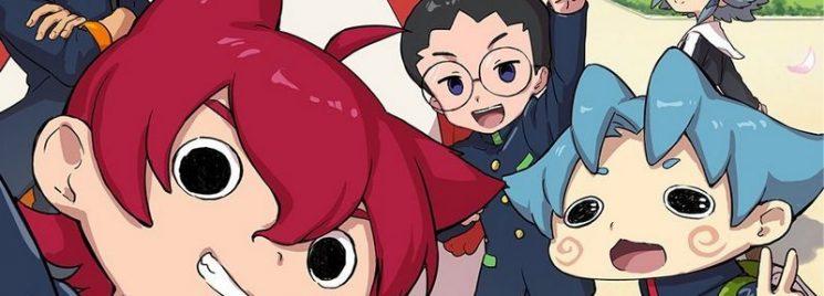 Eiga Yo-kai Watch! Jam: Yo-kai Gakuen Y - Neko wa Herói ni Nareru ka