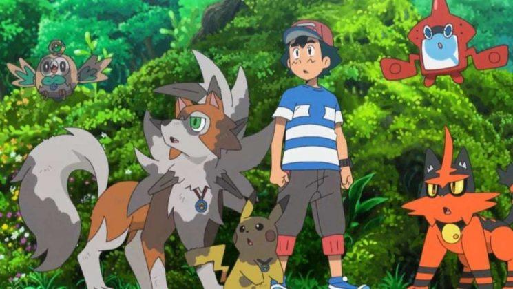 Pokémon Sun & Moon / OLM
