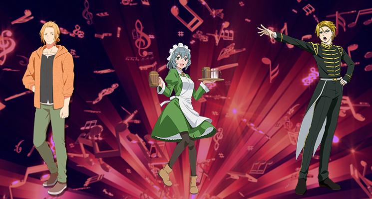 melhores aberturas de animes