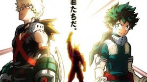 Boku no Hero Academia the Movie - Heroes Rising