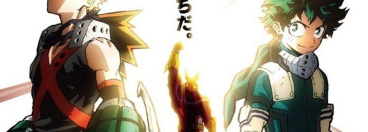Boku no Hero Academia the Movie - Heroes Rising